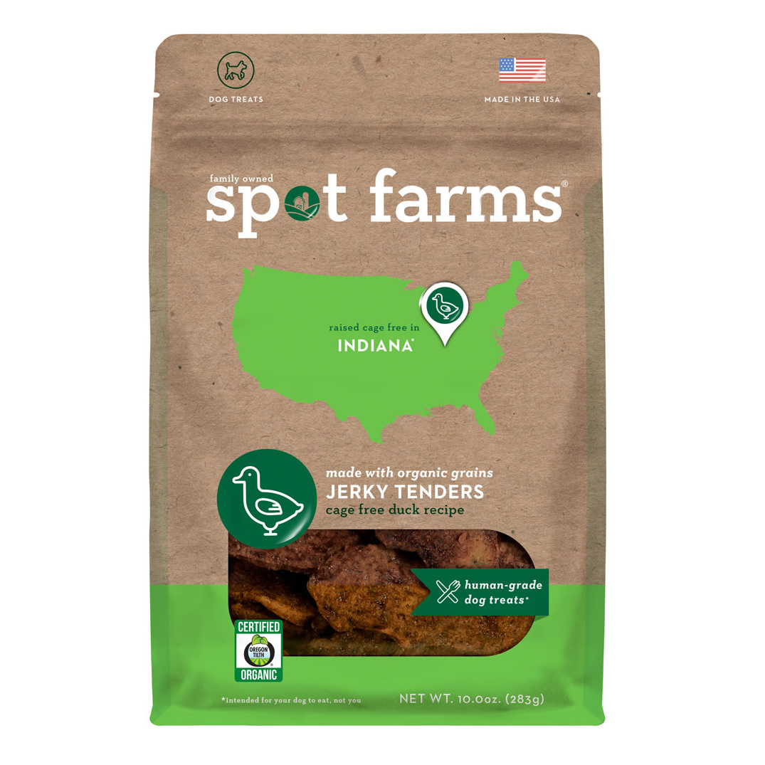 Organic Duck Tenders Family Owned Spot Farms